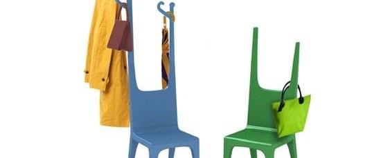 İşte size çok fonksiyonlu bir sandalye...
