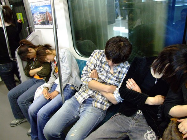 Japonya'nın sosyal uykucuları