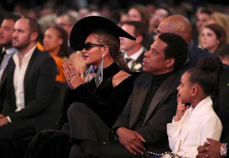 Jay Z, Beyonce, Blue Ivy, Grammy Ödülleri, alkış, alkıy protestosu, müzik, Grammy Ödül töreni