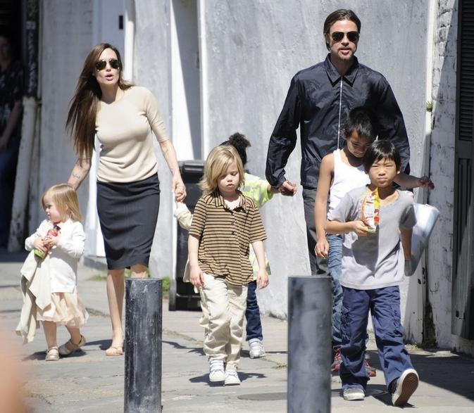 Jolie'nin kızına haftada 3 bin dolar
