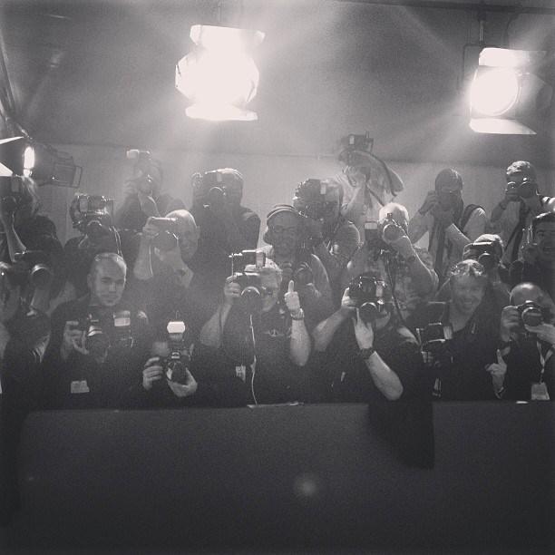 Justin Timberlake sahne arkasını paylaştı