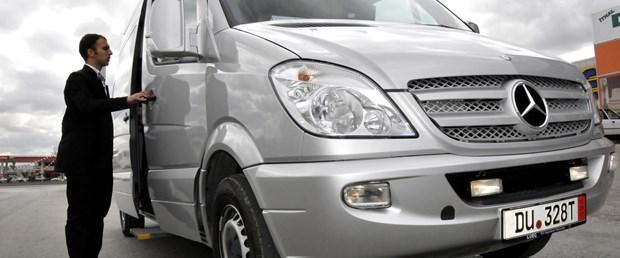 Katar Emiri'ne şark köşeli minibüs