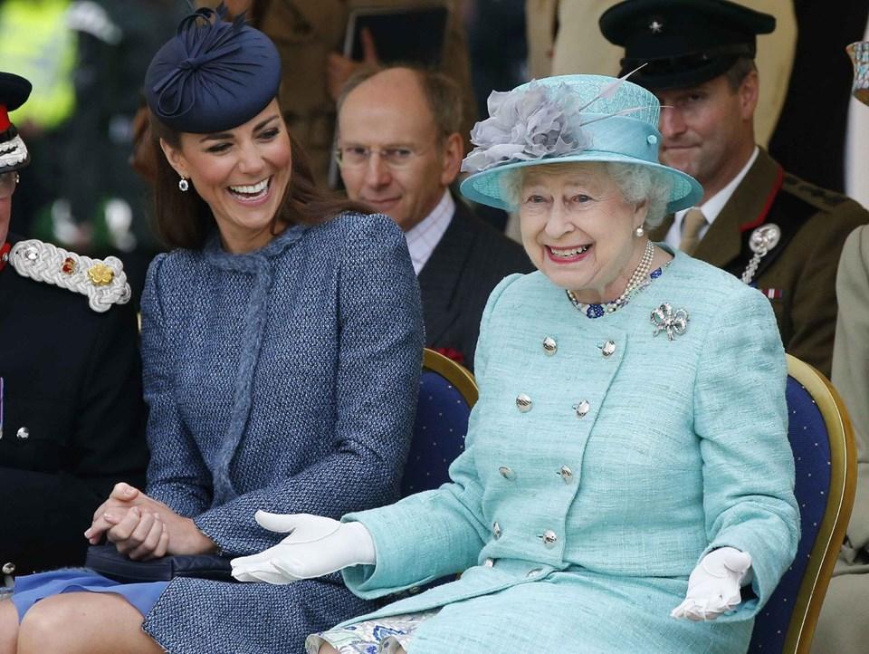 Kate Middleton, Londra Moda Haftası, İngiltere, Magazin, Dünya, Yaşam