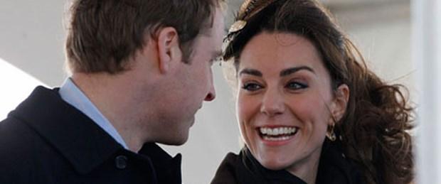 Kate Middleton'a tezgahtar gafı