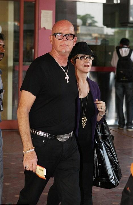 Düğünden önce Hindistan'a gelenler arasında Katy Perry'nin anne babası da var