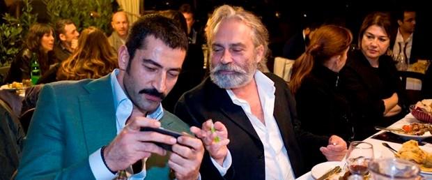 Kenan İmirzalıoğlu ve Haluk Bilginer aynı filmde