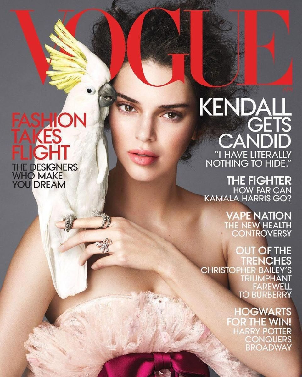Kendall Jenner, Kylie Jenner, Vogue, Yaşam, Magazin, Moda, Mert Alaş