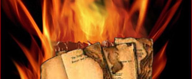 Kiliseden İncil'i yakma çağrısı