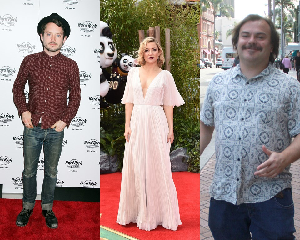 ELIJAH WOOD-KATE HUDSON-JACK BLACK