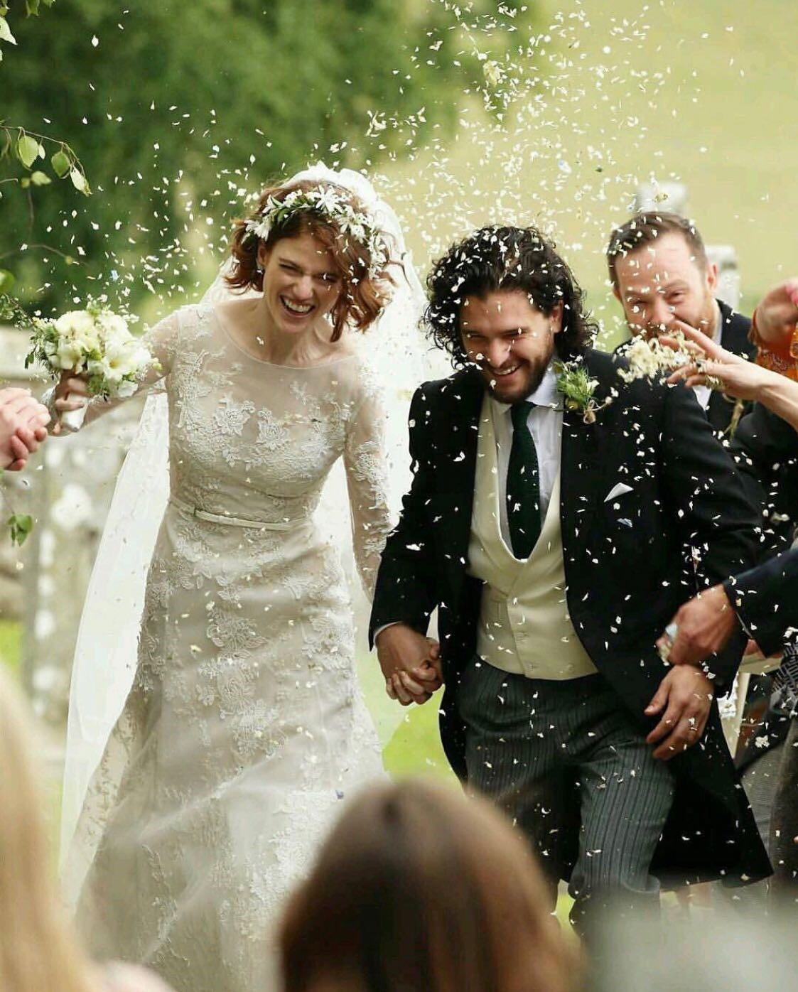 Game of Thronesun Jon Snowu ve Ygrittei dünya evine girdi 65