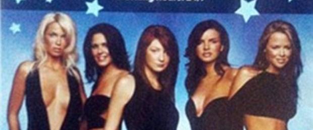 Kız müzik grubunu eskort yaptılar