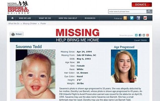 Baba Benjamin Todd yıllardır kızını bulabilmek için çalışmalar yürütüyordu.