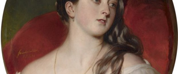 Kraliçe Victoria'nın bilinmeyen tablosu