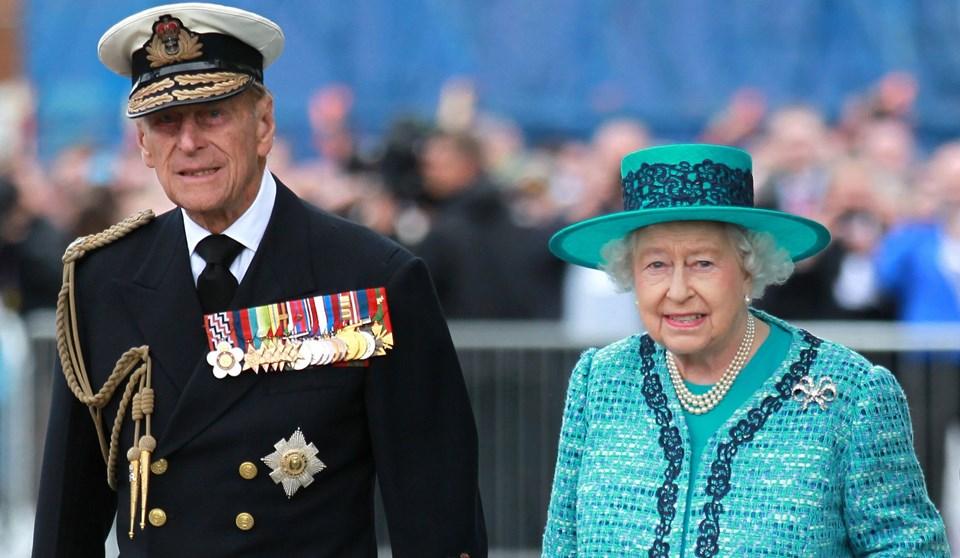 Kraliçe 2. Elizabeth ve eşi Prens Philip, 68 yıldır evli.