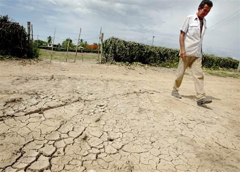 Küba kuraklıkla boğuşuyor