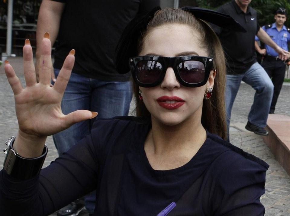 Lady Gaga: Yürüyemiyorum