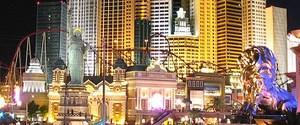 Las Vegas'ı sansürsüz anlattı