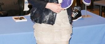 Leighton Meester Reebok'ın yeni modelini tanıttı