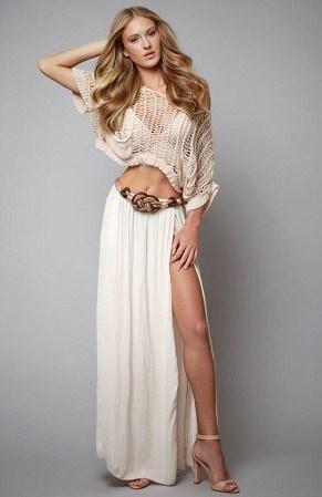 Polonyalı model Ela Kawalec