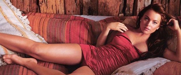 Lindsay Lohan'a kelepçe
