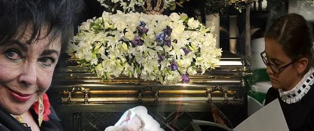 M.Jackson'un cenazesi anıt mezarda defnedildi