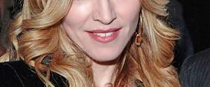 Madonna depremzedelere bağış yaptı