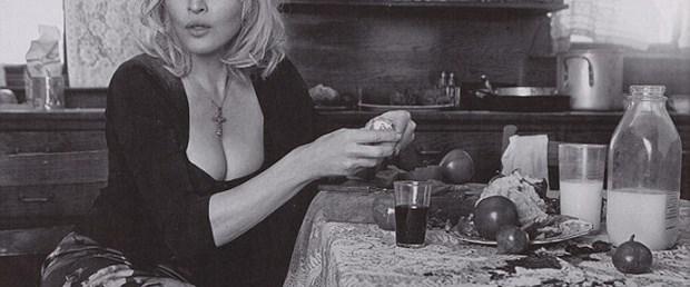 Madonna Dolce & Gabbana için mutfağa girdi