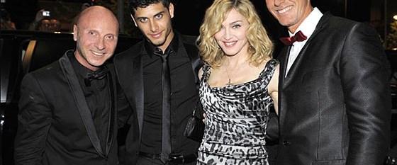 Madonna'nın yeni klibinde D&G