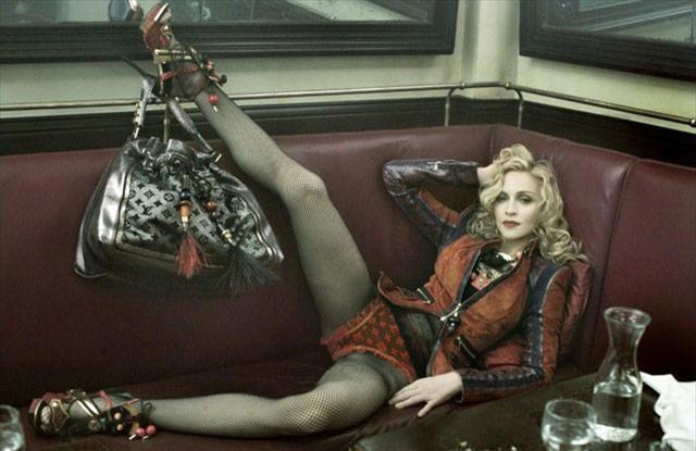 Madonna'ya servet kazandıran fotoğraflar