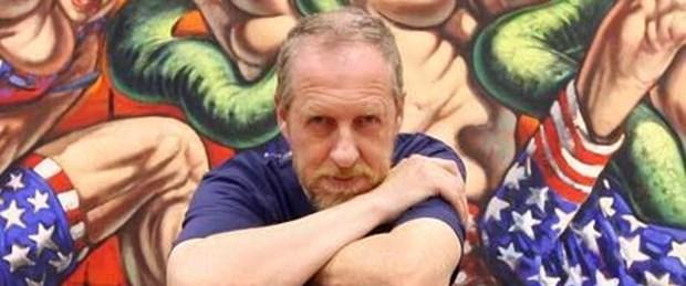 Mali kriz savaş sanatçısını da vurdu