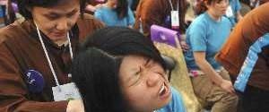 Masaj, Tayvan'ı krizden kurtaracak