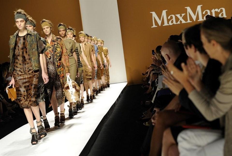 Max Mara'da etek boyu uzadı