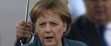 Merkel, eşine alışveriş listesi hazırlıyor