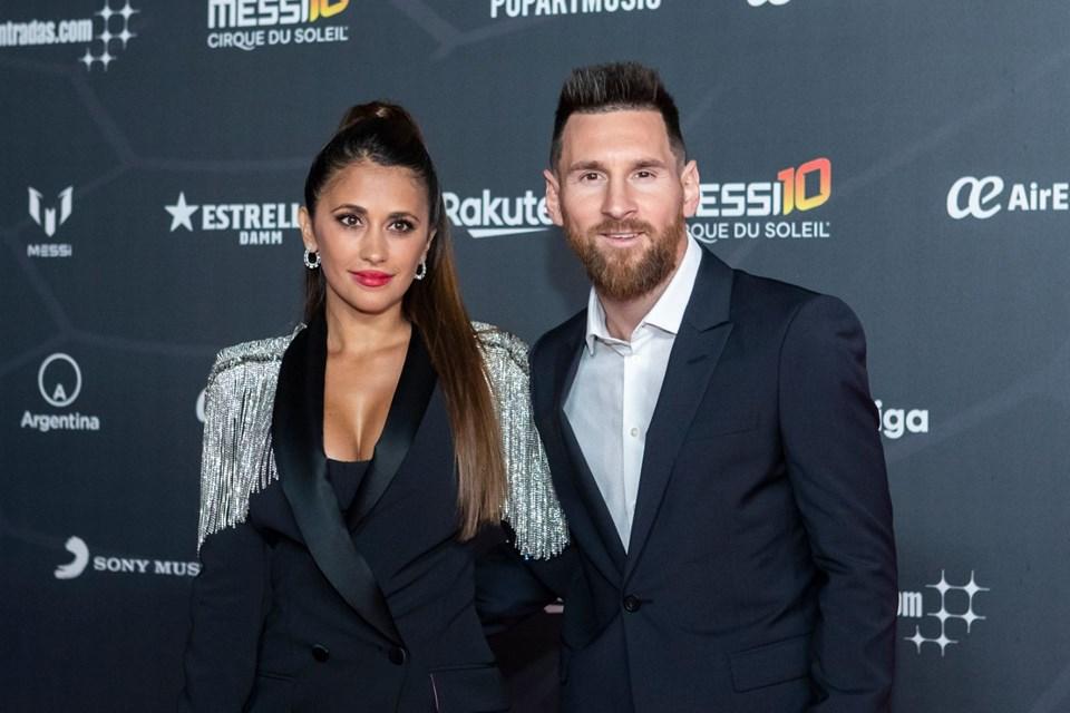 Messi'den esinlenen sirkten renkli gala (Cirque du Soleil)