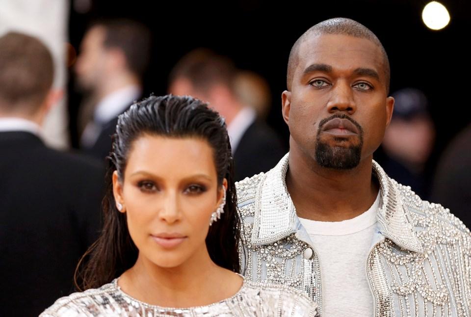 Kim Kardashian ve Kanye West
