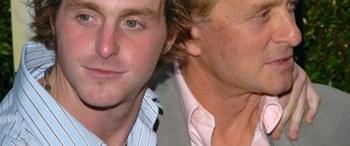 Michael Douglas'ın oğluna ağır ceza