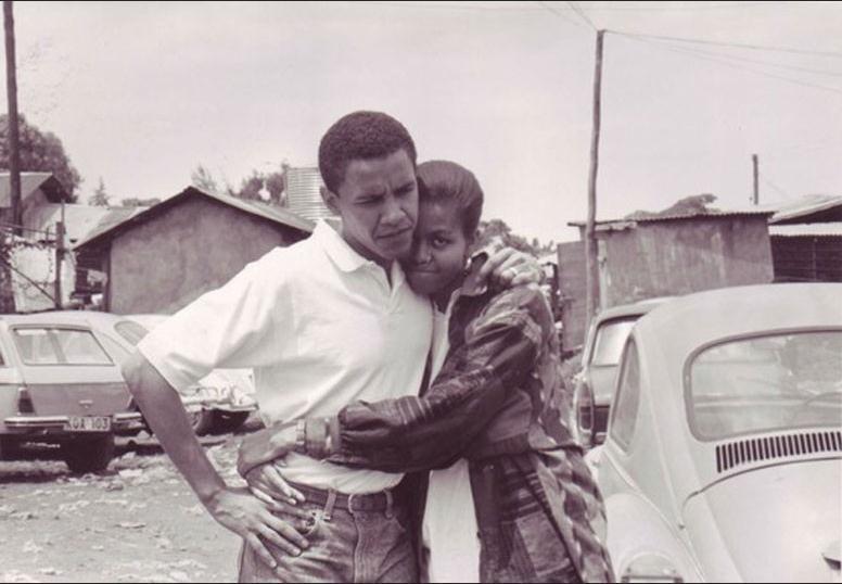 Michelle Obama'nın Babalar Günü sürprizi