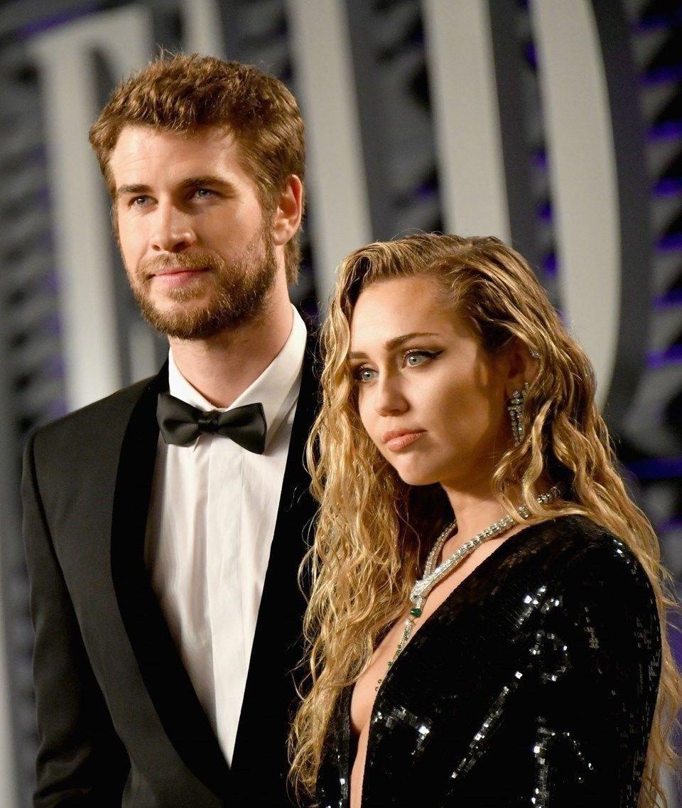 Miley Cyrus ve Liam Hemsworth ayrılığıyla ilgili yeni iddia