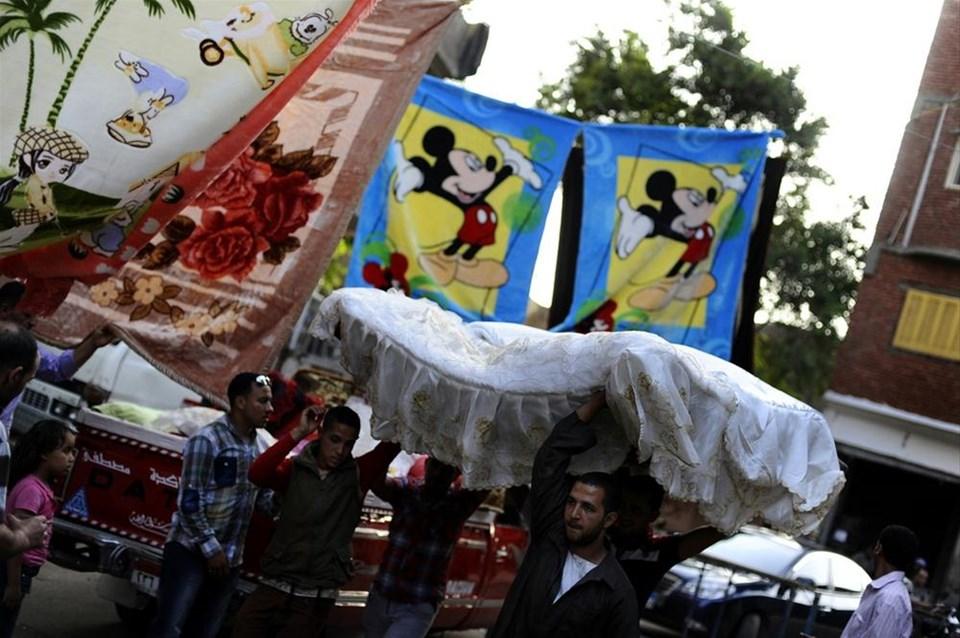 Mısır'da çeyiz serme