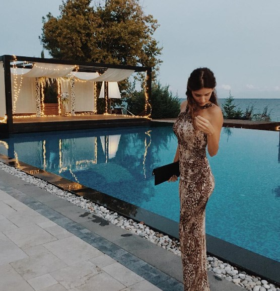 Aslı Sümen, Miss Turkey, Itır Esen, Miss Turkey birincisi