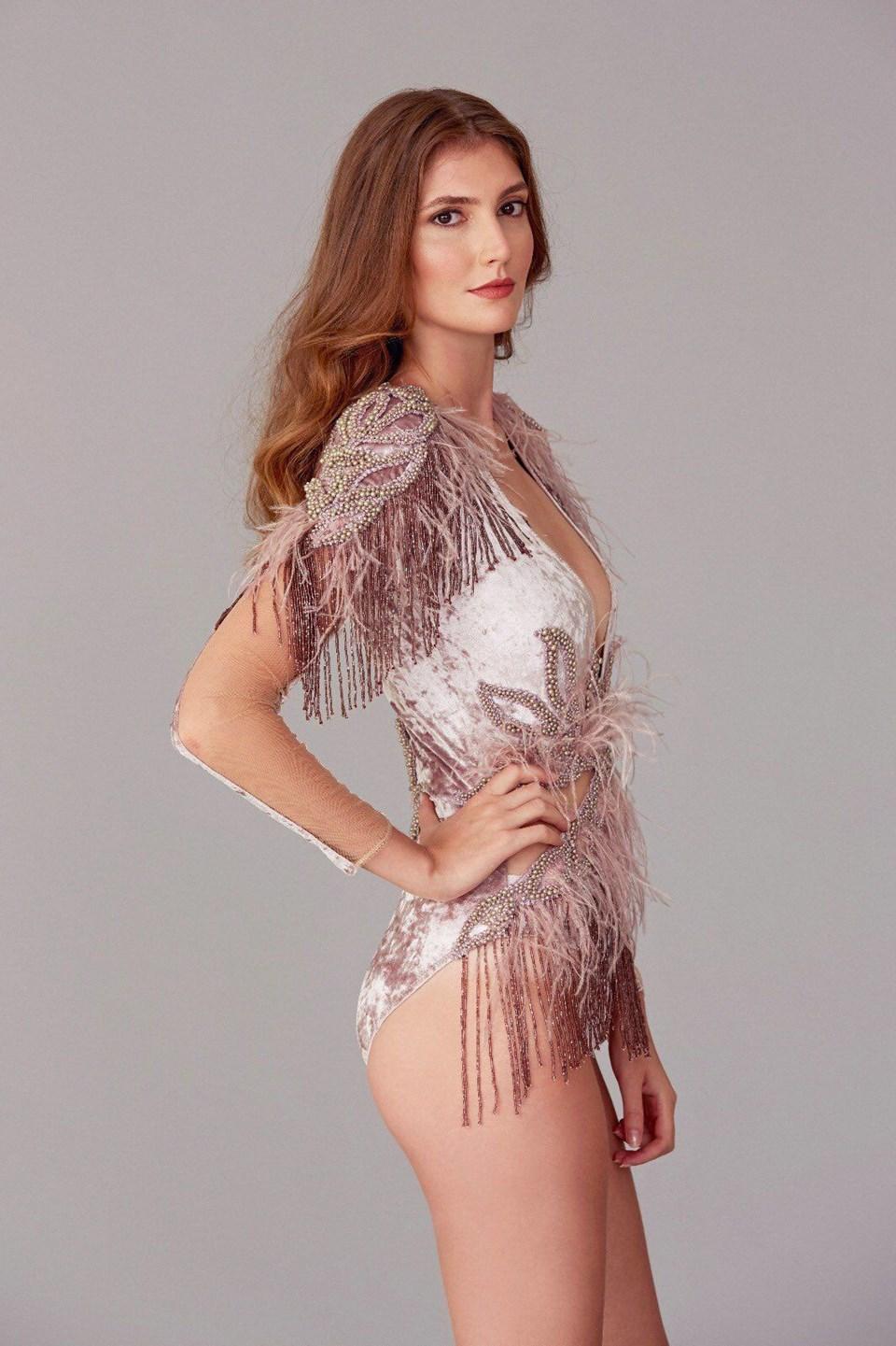 Miss Turkey 2018, Damla Özdemir