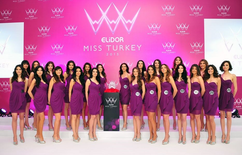 Miss Turkey finalistleri belli oldu