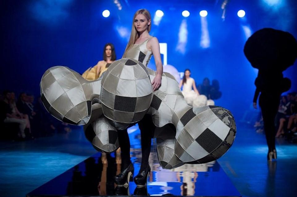 Modacılar Polonya'da yarıştı