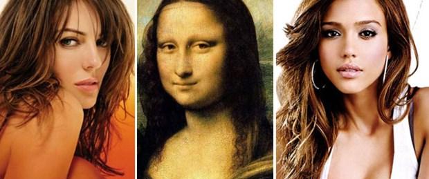 Mona Lisa altın oranda sınıfta kaldı