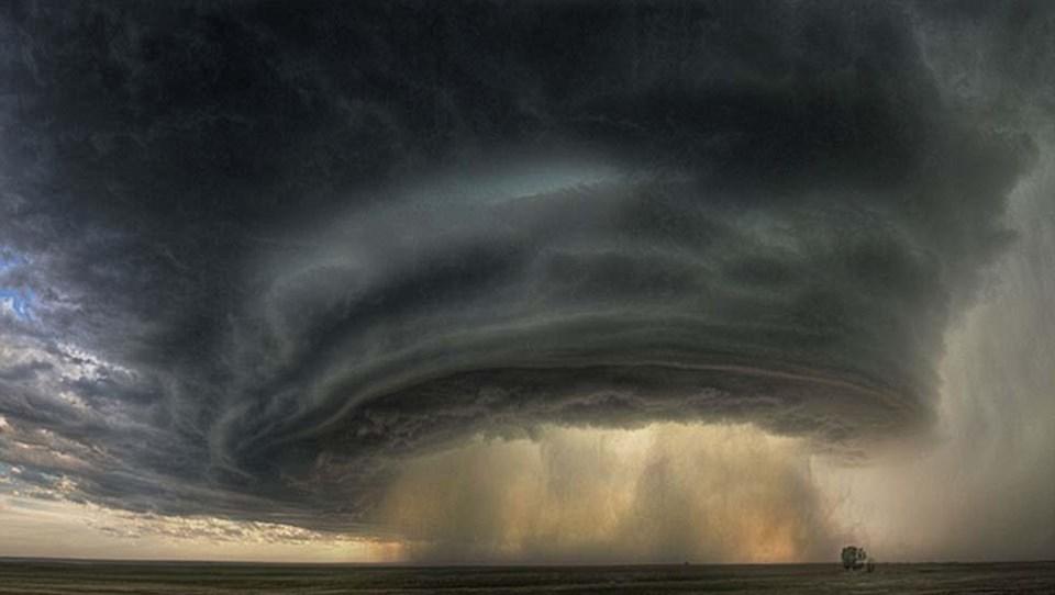 Mükemmel fırtına: Supercell