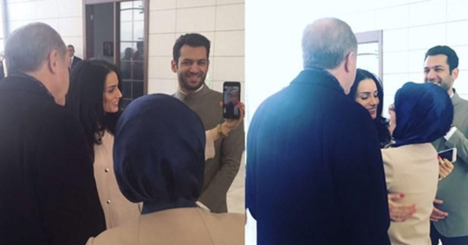Murat Yıldırım: First Lady'miz gelinimizi beğendi 1