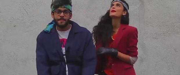'Mutlu' İranlılar tutuklandı