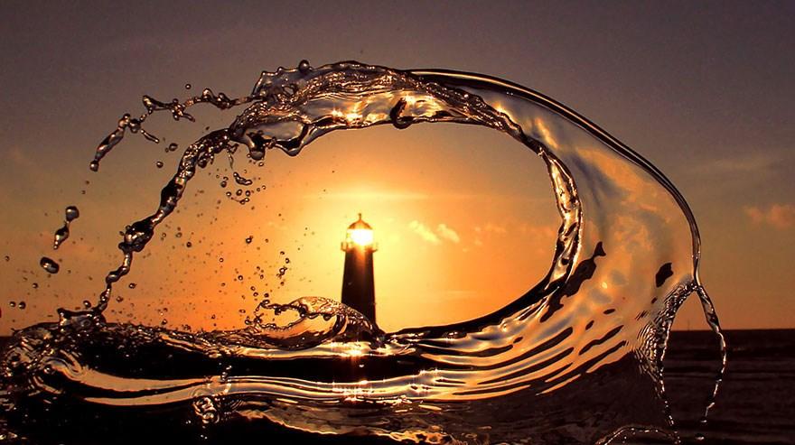 Nefes kesen deniz fenerleri