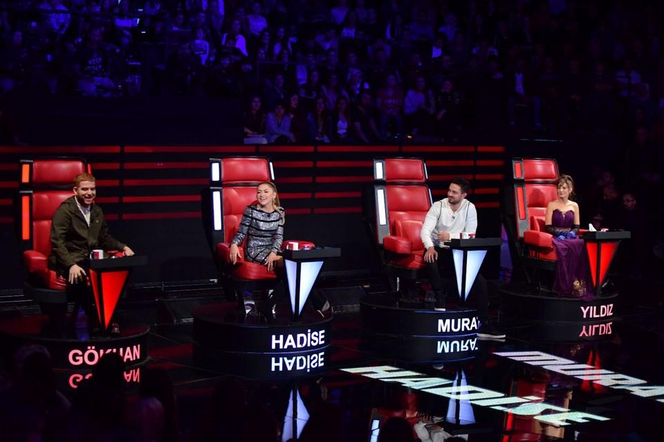 O Ses Türkiye, Yıldız Tilbe, Gökhan Özoğuz, tartışma, yabancı dilde şarkı
