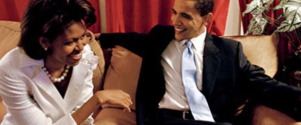 Obama: Gülmek evliliğe iyi geliyor